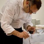 La cena di Scatti di Gusto con Massimo Bottura