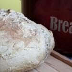 Piatti recuperati. Come fare il pane con la farina di grano arso
