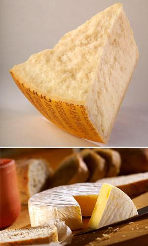parmigiano-brie