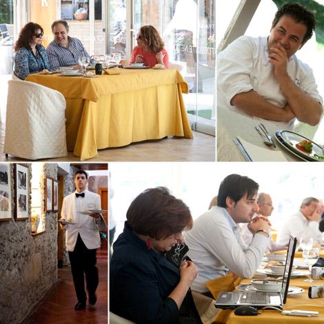 Gennaro-Esposito-chef-Paestum-bufala-conferenza