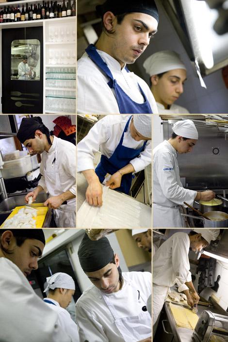 alloro-ristorante-Roma-brigata