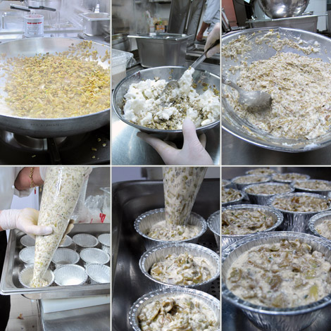 tortino-carciofi-preparazione