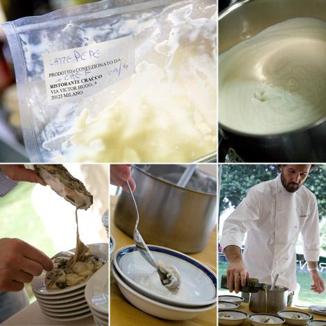 cracco-paestum-mozzarella-ostrica-ricetta