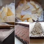 Doppio cioccolato per una crostata da sogno
