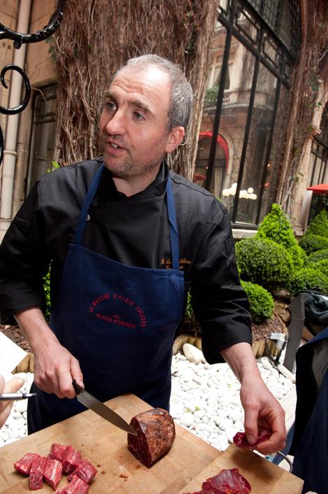 Ducasse-fornitori-carne-Yves-marie-Le-Bourdonnec