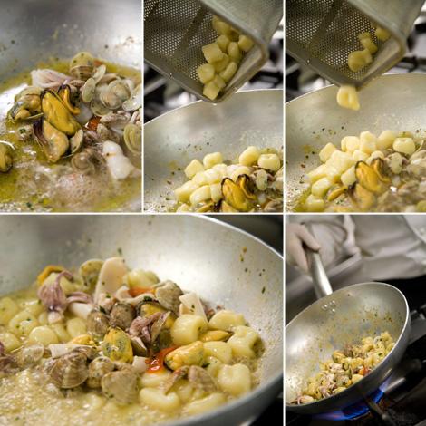 Gnocchi pesce ricette