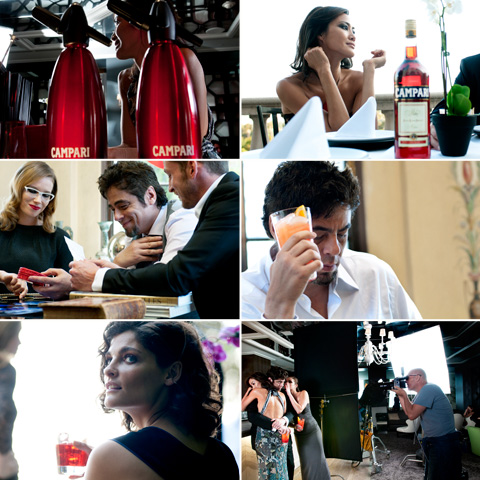 campari-calendario-benicio-del-toro-backstage
