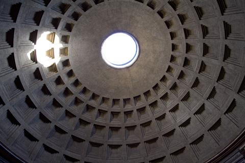 Armando-al-Pantheon-cupola