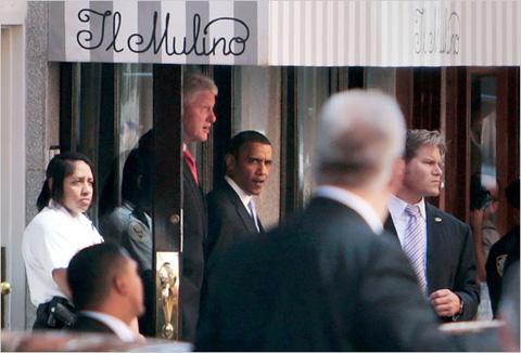 Clinton-Il-Mulino