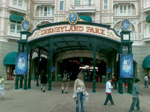 Parigi-eurodisney