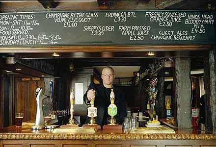 Blumenthal-pub