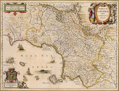 J-Jansson-Terra-di-Lavoro-olim-1660