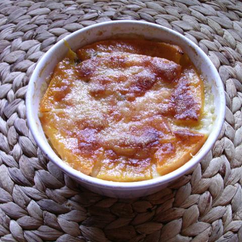 Pilates-ricetta-zucca-piatto
