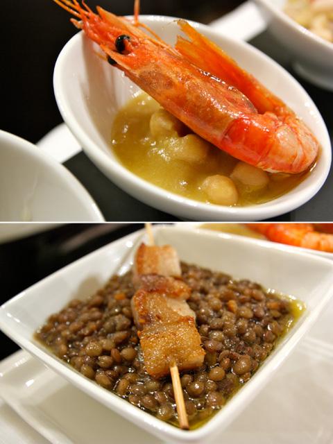 Sibilla-gambero-e-lenticchie
