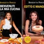 Benedetta Parodi pubblica Benvenuti nella mia cucina Il ciambellone è superstar?