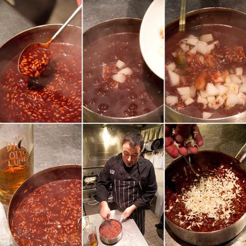 ricetta-risotto-cioccolato-preparazione