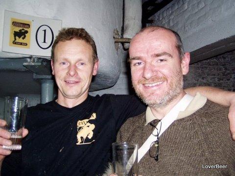 Assaggio BeerBrugna nel 2005 da Cantillon