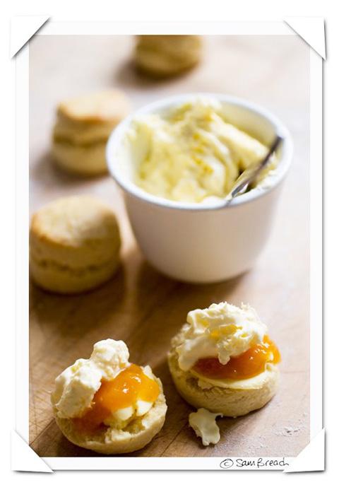Clotted-Cream-Scone-by-Sam-Breach