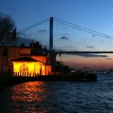 Siete ad Istanbul e volete mangiare pesce? Andate sulla riva del Bosforo!