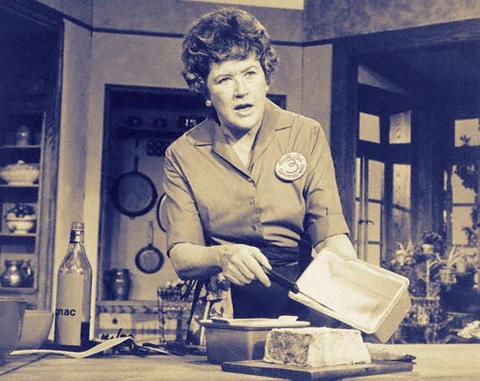Come imparare la cucina francese da julia child pioniera - Imparare l arte della cucina francese ...