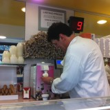 Le sette sfide di Claudio Torcè a Roma e il gelato che canta