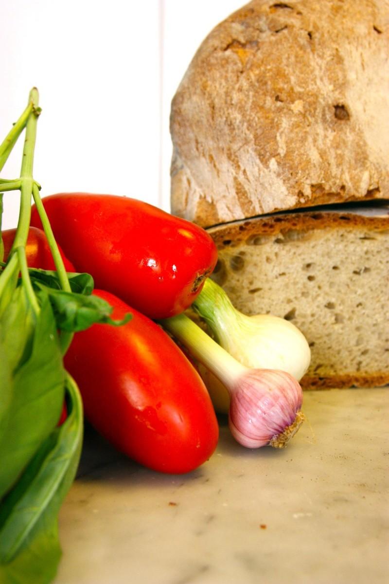 Pappa pomodoro ingredienti