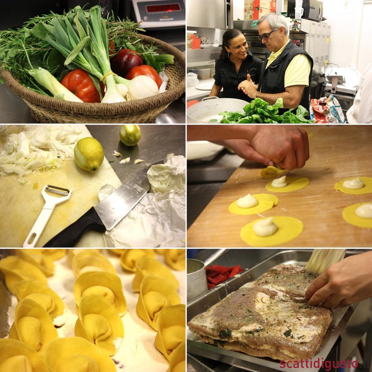 Salvatore tassa e marzia buzzanca cena a 4 mani in diretta - Sesso in cucina ...