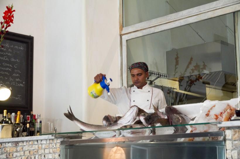 banco-del-pesce-ristorante-ilSanLorenzo-Roma
