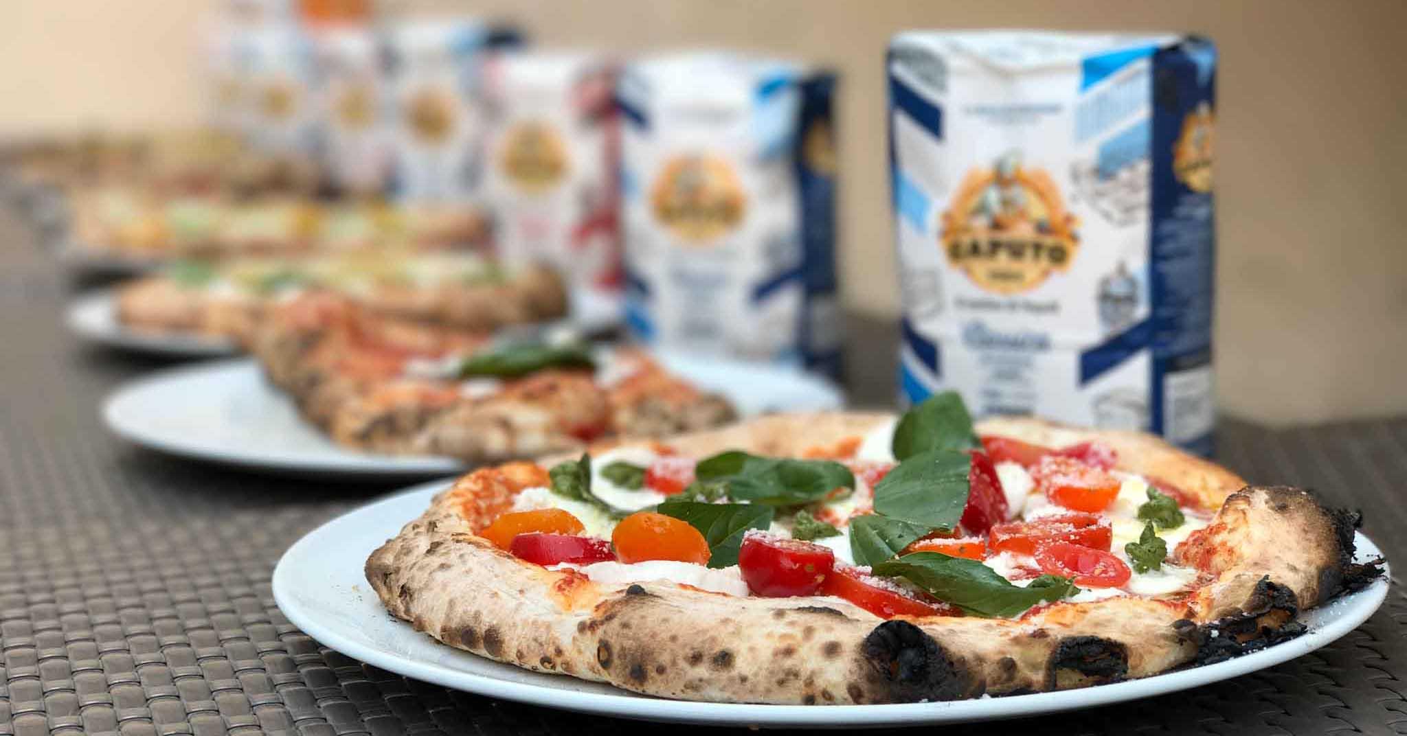 vendita calda autentica scarpe da corsa nuovo concetto Lezioni di pizza | Come usare le farine migliori per la ...