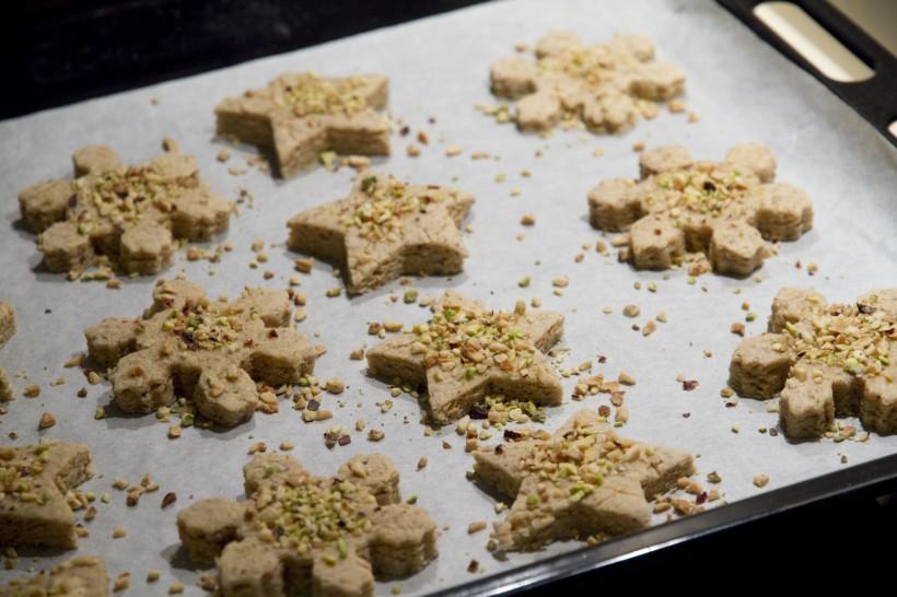 Ricette Di Biscotti Da Regalare A Natale.Ricette Veloci Stupisci Con I Biscotti Sable Da Regalare A Natale