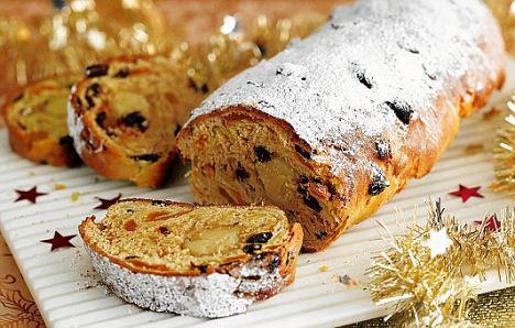 Natale dizionario per comprendere le ricette nel mondo - Gateau de noel alsacien stollen ...