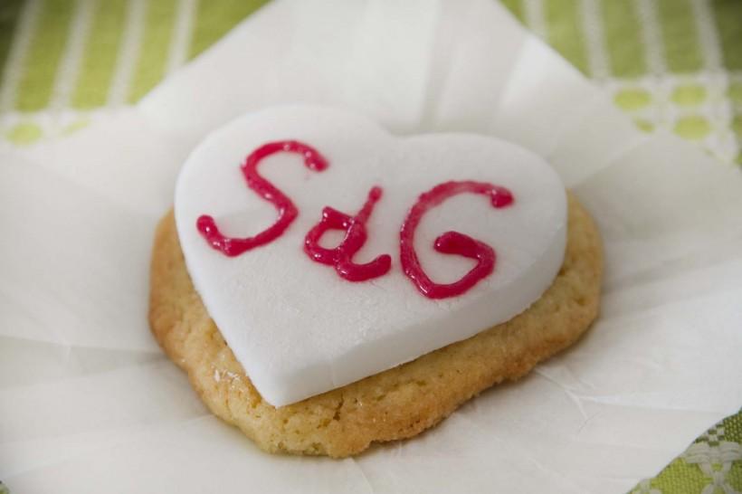 Biscotti a forma di cuore San Valentino-11