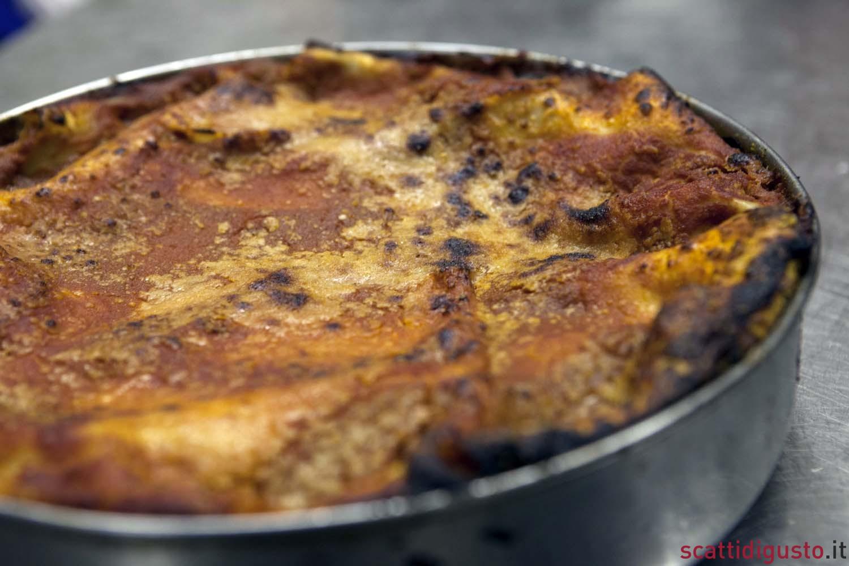 Lasagna di carnevale napoletana - ricetta-28