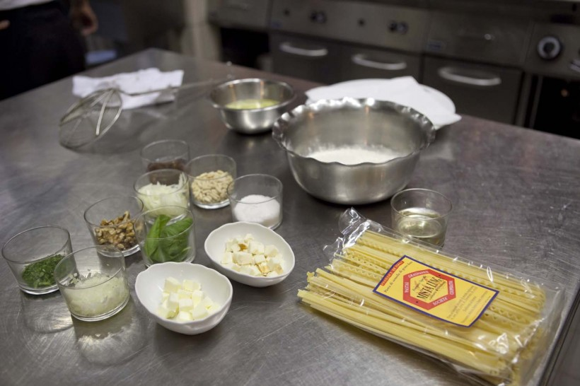 Pasta e patate Alessandro borghese ingredienti