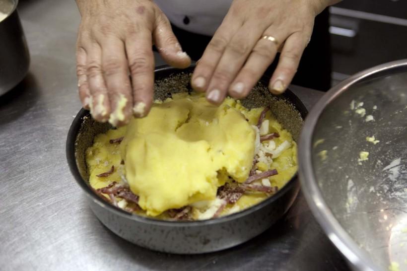 la ricetta del gateau gattò di patate-09