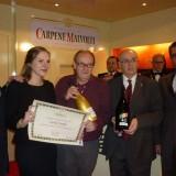 Vinitaly 2012. Carpenè Malvolti festeggia Carlo Cambi e 40 anni Fisar