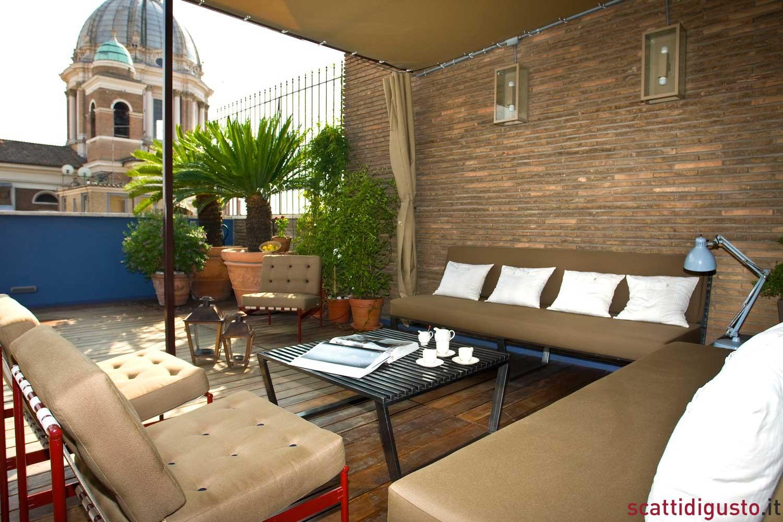 Orto urbano l 39 architetto in terrazza slow food grow the for Terrazze arredate