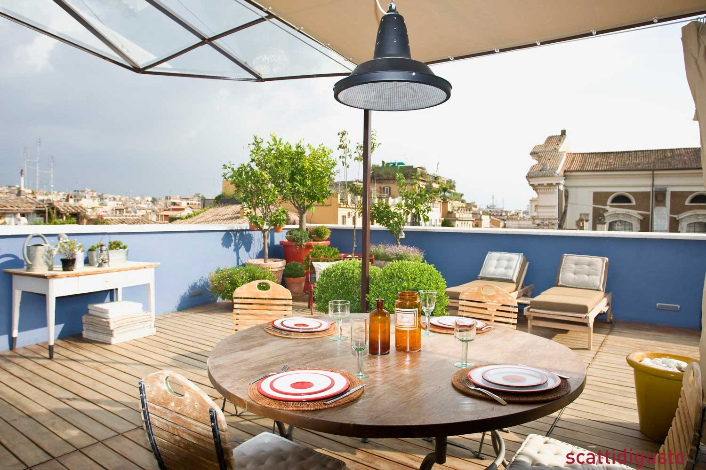 Orto urbano l 39 architetto in terrazza slow food grow the for Terrazze arredate con piante