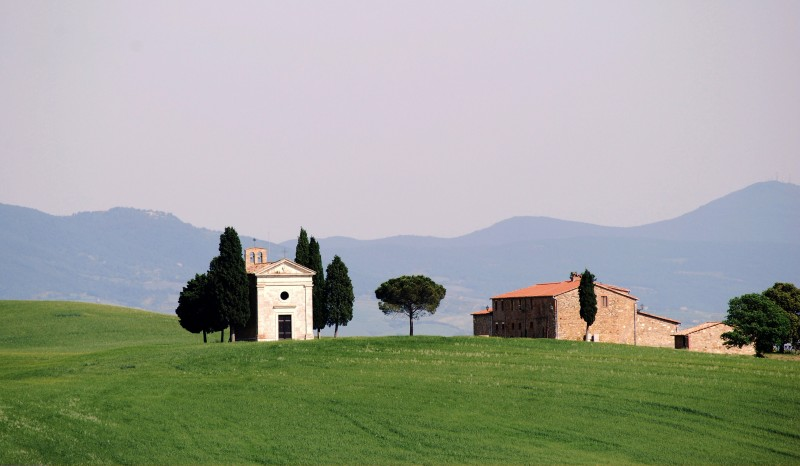 San Quirico d'Orcia ph Massimo Telò