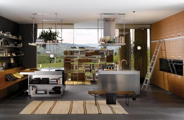 Fuorisalone 2012 i 10 migliori eventi di gastro food design a milano - Arclinea cucine prezzi ...