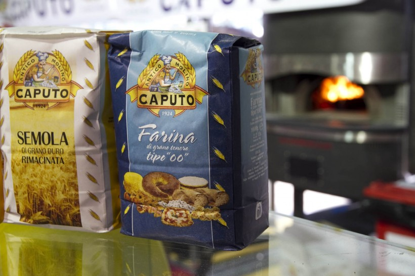 Farine Caputo Trofeo pizza 2012