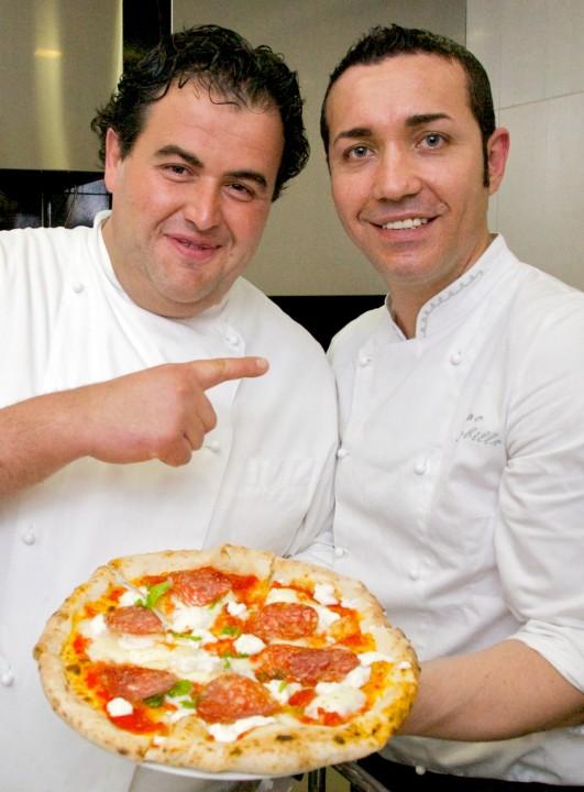 La settimana della 50 best della mozzarella nelle strade - Forno pizza da gennaro ...