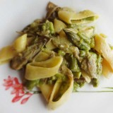 Asparagi e carciofi romaneschi. La ricetta migliore con la pasta