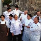 Festa a Vico 2012. La cena di apertura altissima di tono con 10 chef