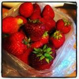 La ricetta migliore per un frappè di fragole che ti aiuta nella dieta
