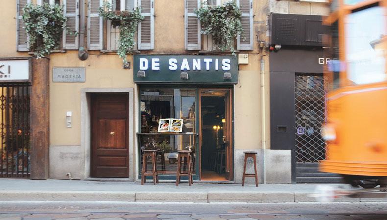 panini de santis magenta Milano