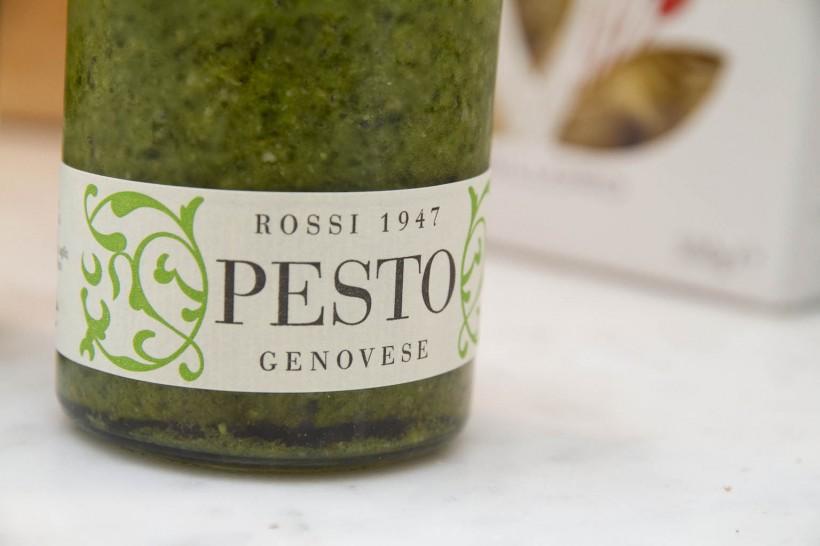 pasta al pesto genovese Rossi 01