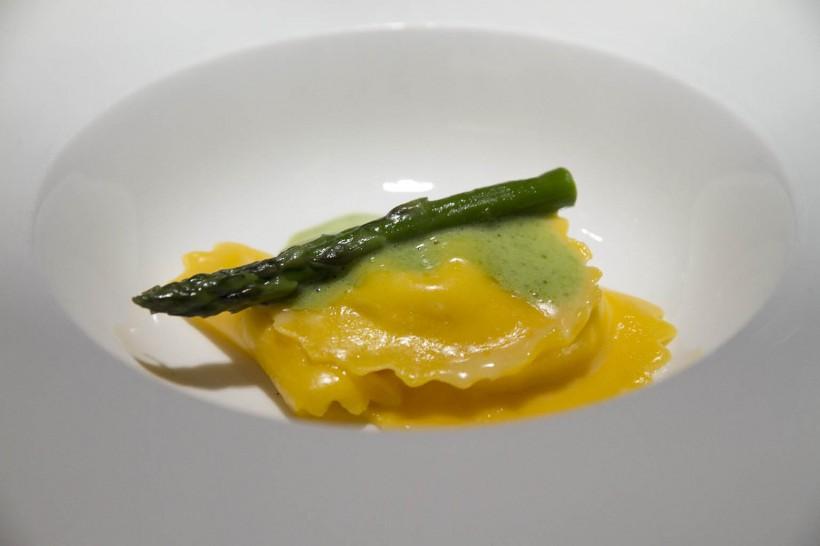raviolini parmigiano Cristina Bowerman
