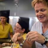 Rai 5. Guardare Gordon Ramsay scegliere il migliore ristorante tipico
