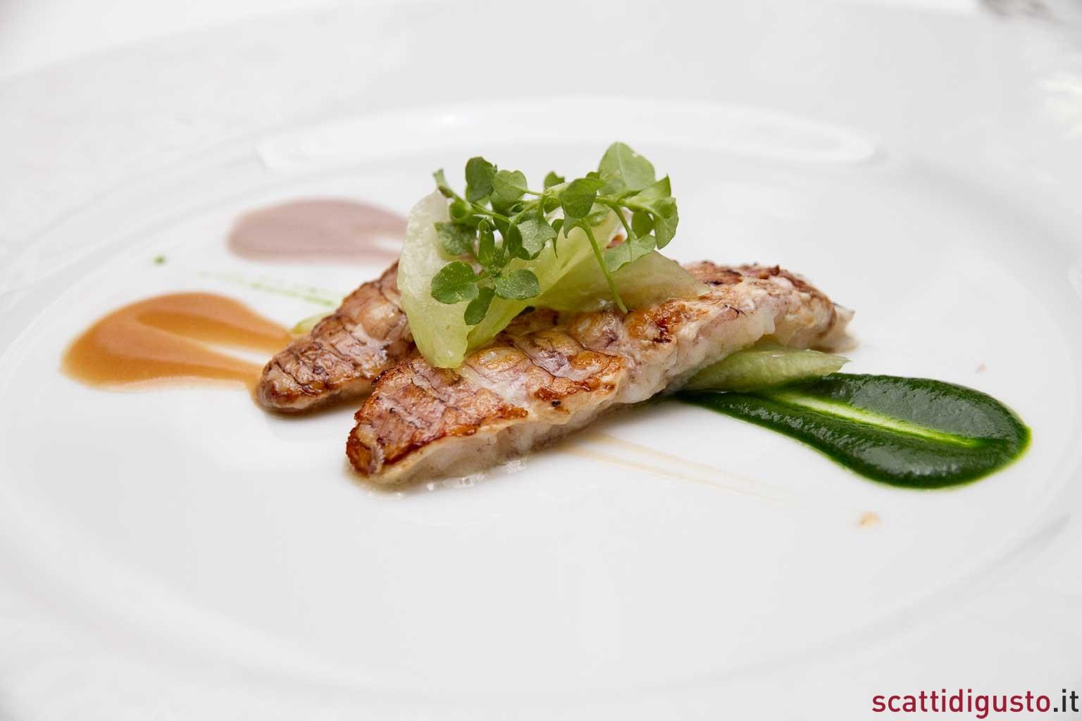ho cenato da mauro uliassi e so cosa significa ristorante da a-mare - Cucinare Le Canocchie